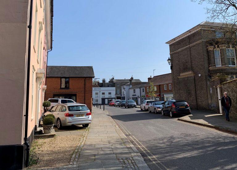 Marketplace Hadleigh